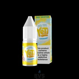 LEMONADE NIC SALT BY YETI E LIQUID