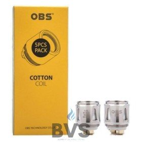 OBS CUBE MESH COILS