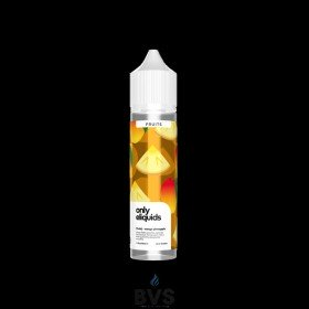 MANGO PINEAPPLE SHORTFILL E-LIQUID BY ONLY ELIQUIDS FRUITS 50ML