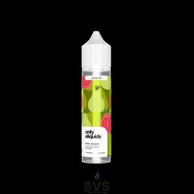 PEAR GUAVA SHORTFILL E-LIQUID BY ONLY ELIQUIDS FRUITS 50ML