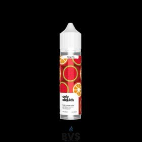 ORANGE MELON SHORTFILL E-LIQUID BY ONLY ELIQUIDS FRUITS 50ML