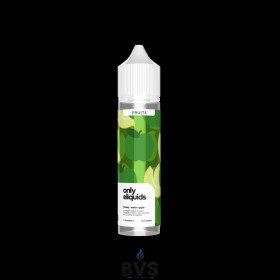 MELON APPLE SHORTFILL E-LIQUID BY ONLY ELIQUIDS FRUITS 50ML