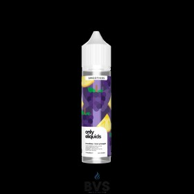 BLACK PINEAPPLE SHORTFILL E-LIQUID BY ONLY ELIQUIDS SMOOTHIES 50ML