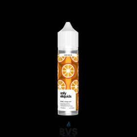 ORANGE SODA SHORTFILL E-LIQUID BY ONLY ELIQUIDS DRINKS 50ML