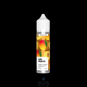 MANGO APRICOT SHORTFILL E-LIQUID BY ONLY ELIQUIDS SMOOTHIES 50ML