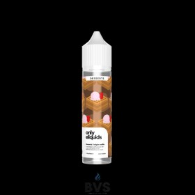 BELGIAN WAFFLE SHORTFILL E-LIQUID BY ONLY ELIQUIDS DESSERTS 50ML
