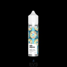 PEBBLES SHORTFILL BY ONLY ELIQUIDS DOUGHNUTS 50ML