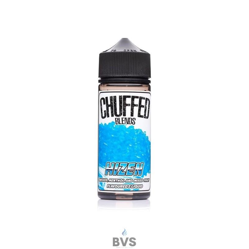 Hizen E-liquid by Chuffed 100ml