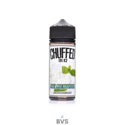 Ice Menthol E-liquid by Chuffed 100ml