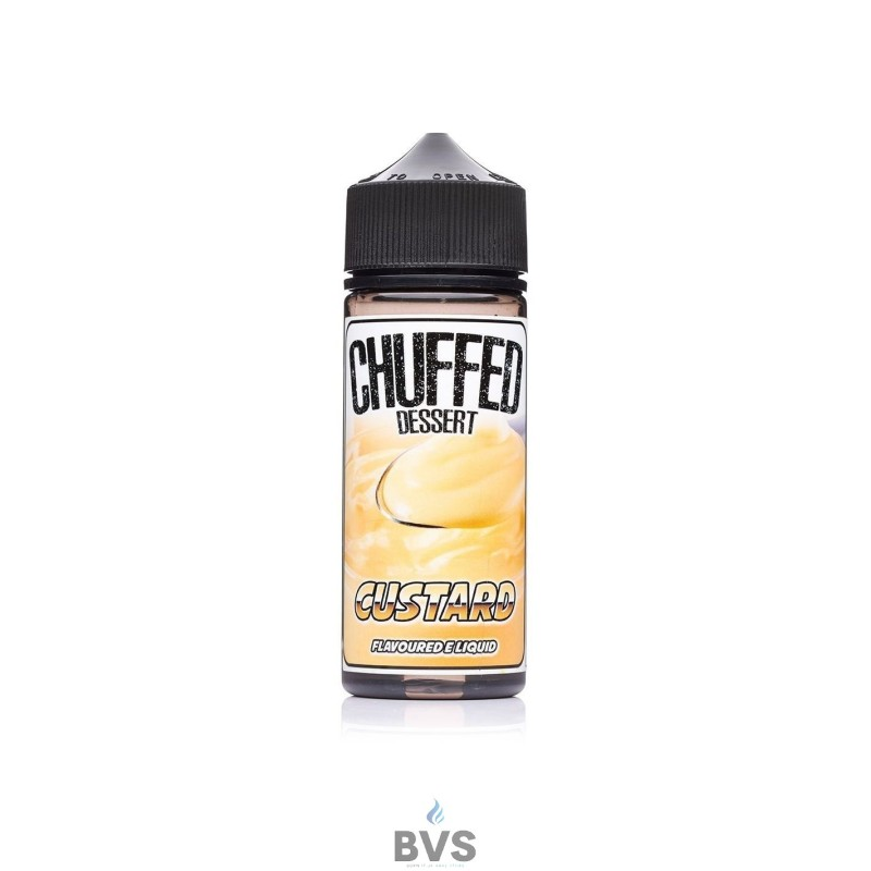 Custard Eliquid by Chuffed 100ml