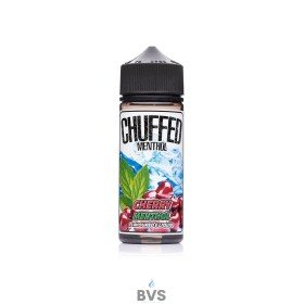 Cherry Menthol Eliquid by Chuffed 100ml