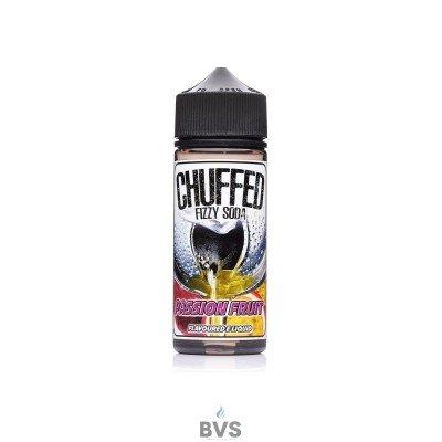 Passion Fruit E-liquid by Chuffed 100ml