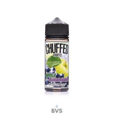 Apple and Blackcurrant E-liquid by Chuffed 100ml