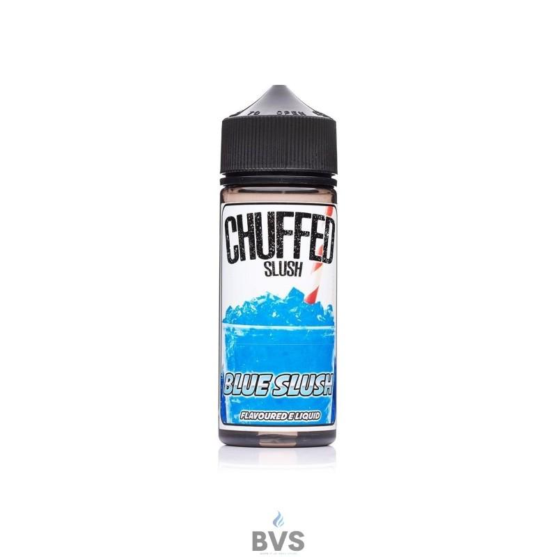 Blue Slush E-liquid by Chuffed 100ml