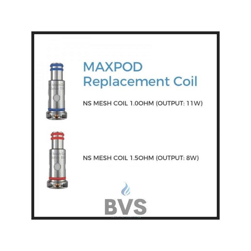 Freemax Max Pod Coils