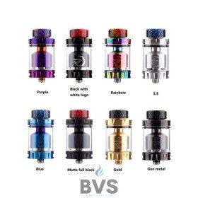 Hellvape | Rebirth | 2ml Dual Coil RTA | 25mm | A MikeVapes Project