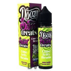 LIME JELLY BEANS SHORTFILL E-LIQUID BY DOOZY VAPE CO SWEET TREATS 50ML