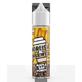 MAPLE BAR DONUT BY MOREISH BREWED E LIQUID | 100ML SHORT FILL