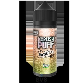 PEAR PROSECCO BY MOREISH PUFF E LIQUID | 100ML SHORT FILL
