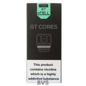 VAPORESSO NRG GT CORE & GTCcell COILS (VARIOUS)