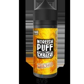 MANGO CHILLED by MOREISH PUFF ELIQUID 100ML SHORTFILL