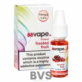 FROSTED FRUIT E-LIQUID BY 88VAPE