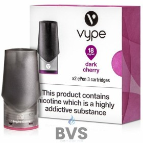 DARK CHERRY EPEN 3 PREFILLED VAPE POD by VYPE
