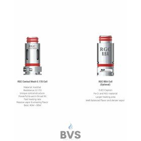 Smok RPM 80 Replacement Coils - NOW IN STOCK !