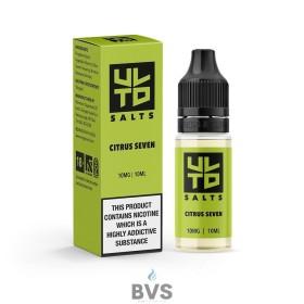 ULTD Citrus Seven Nic Salt