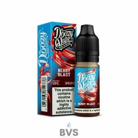 BERRY BLAST ELIQUID BY DOOZY VAPE