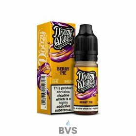 BERRY PIE ELIQUID BY DOOZY VAPE