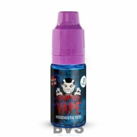 HEISENBERG HIGH VG E-LIQUID BY VAMPIRE VAPE