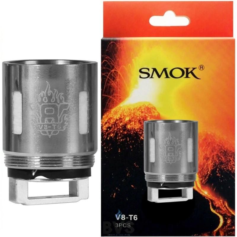 SMOK V8-T6 COILS