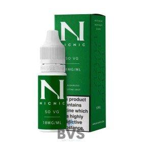 NIC NIC 50VG NICOTINE SHOT BY NIC NIC