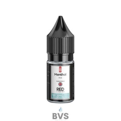 MENTHOL E-LIQUID BY RED LIQUID 50/50