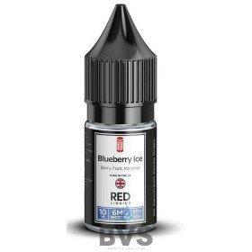 BLUEBERRY ICE E-LIQUID BY RED LIQUID 50/50