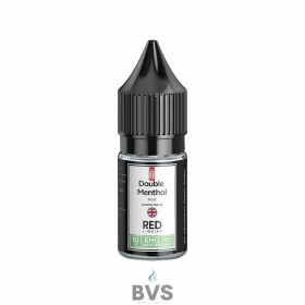 DOUBLE MENTHOL ELIQUID by RED LIQUID