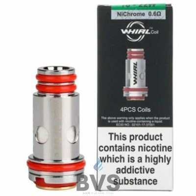 UWELL WHIRL REPLACEMENT VAPE COILS