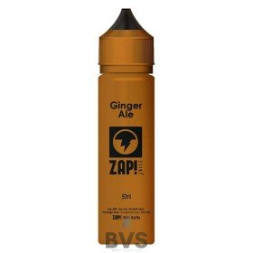 ​Ginger Ale by Zap Eliquid 50ml Shortfill