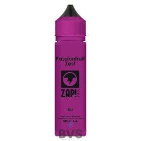 Passionfruit Zest by Zap eLiquid 50ml Short Fill