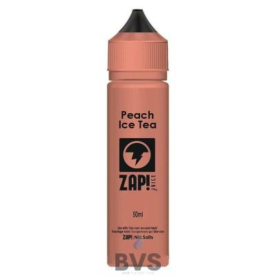 Peach Iced Tea by Zap eLiquid 50ml Short Fill