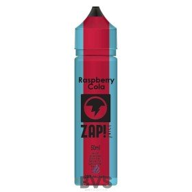 ​Raspberry Cola by Zap eLiquid 50ml Short Fill