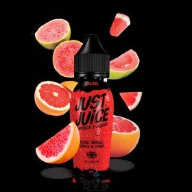 Blood Orange, Citrus & Guava by Just Juice eLiquid 50ml Short Fill ​