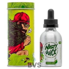 GREEN APE ELIQUID BY NASTY JUICE 50ML