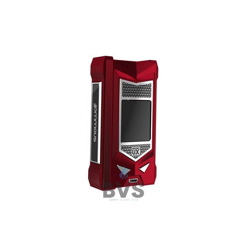 Snowwolf MFENG UX 200W Box Mod red