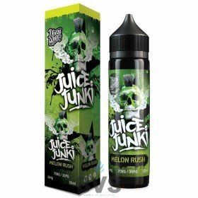 MELON RUSH E-LIQUID BY JUICE JUNKI 50ML