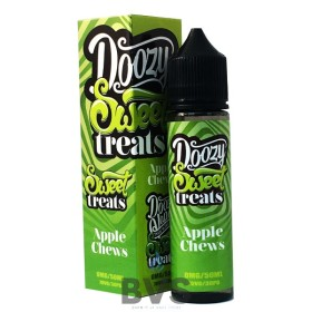 APPLE CHEWS ELIQUID BY DOOZY VAPE 50ml