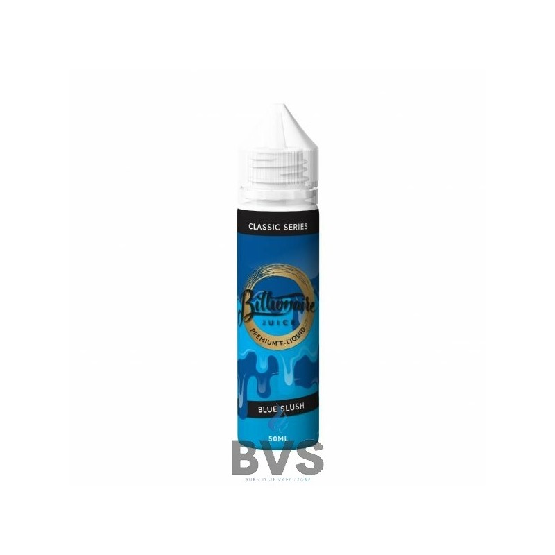 Blue Slush by Billionaire eliquid 50ml