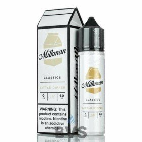 THE LITTLE DIPPER SHORTFILL E-LIQUID BY THE MILKMAN 50ML