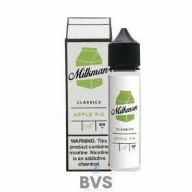 APPLE PIE 50ML SHORTFILL BY THE MILKMAN